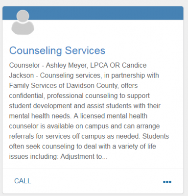 Counseling Services_Davidson