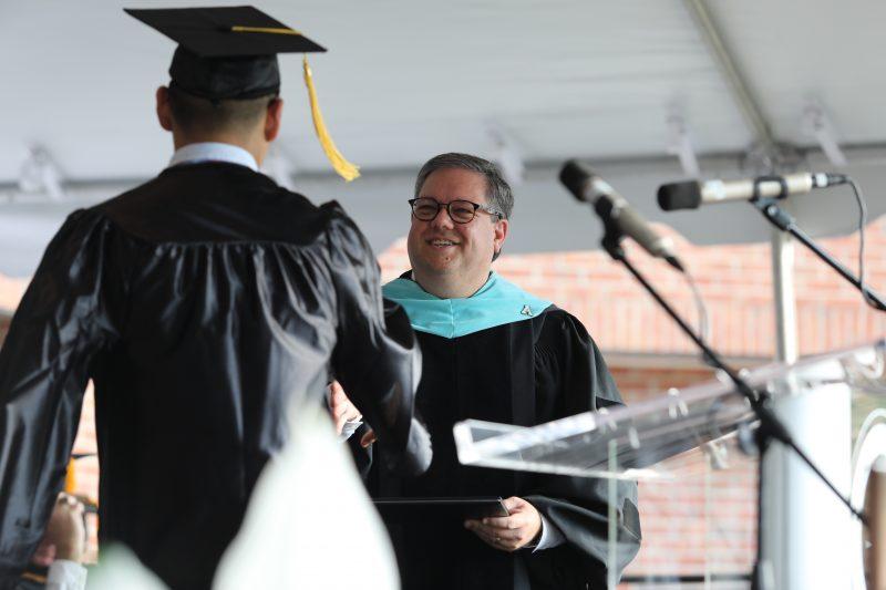 e8ba792b1ce54 College recognizes student achievement during 56th commencement