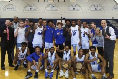 "To DCCC Newsroom article: ""DCCC Storm basketball ends with successful season, tournament win"""