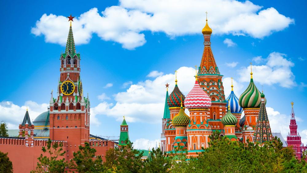 Russia Architecture