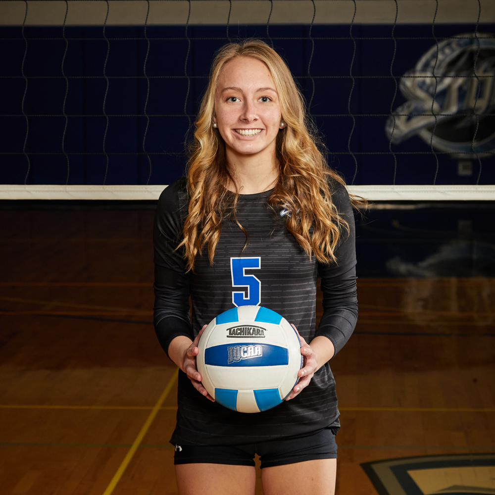 Female Volleyball Player #5