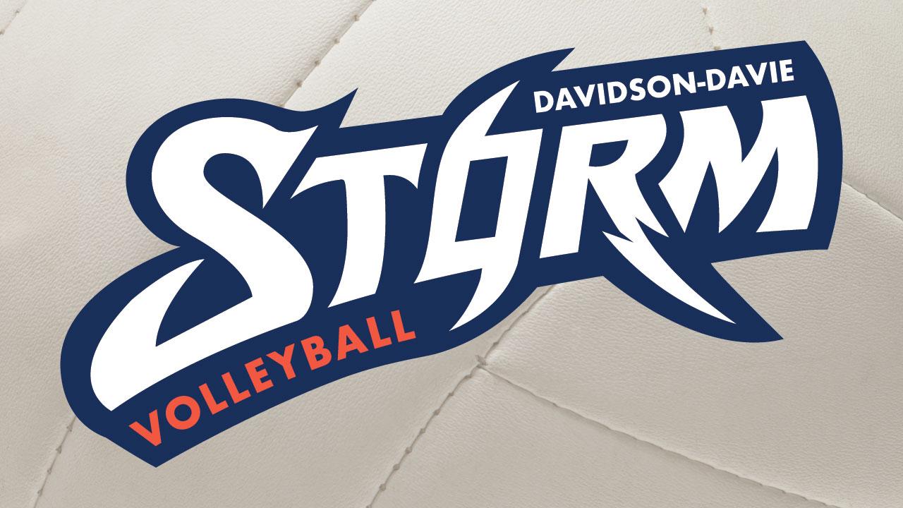 Storm Volleyball Logo