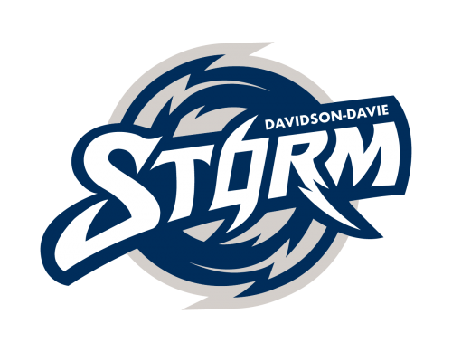 Davidson-Davie Storm Logo