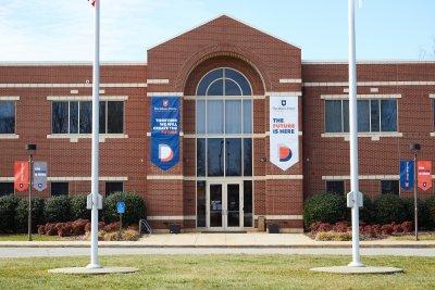Exterior Davie Campus Community Building