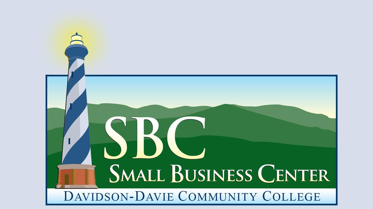 Davidson-Davie Small Business Center Logo